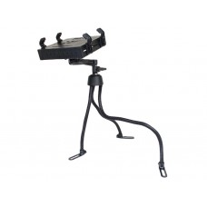 "Pod III Laptop Mount with Single 1.5"" Ball Swing Arm"
